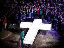 Paasspektakel The Passion zonder publiek