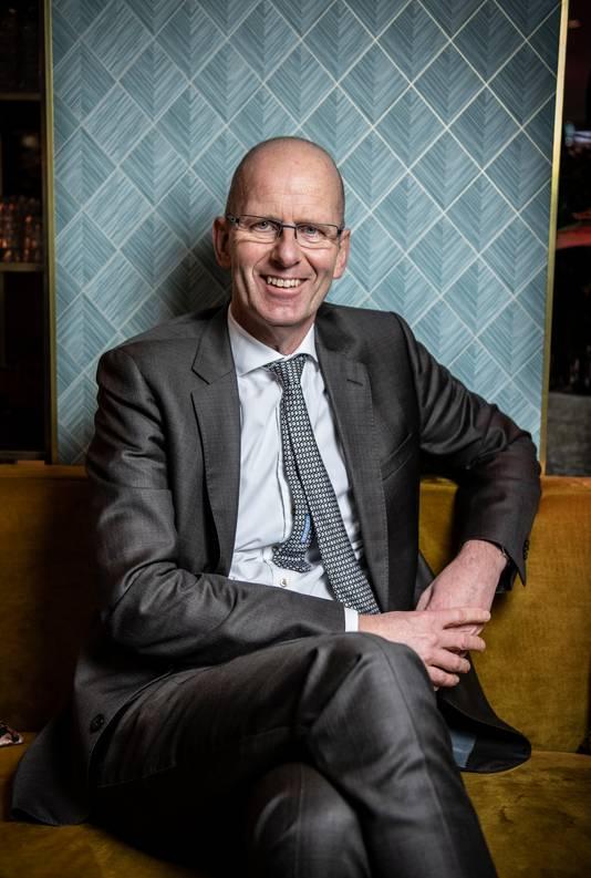 Ruben Wenselaar, voorzitter van de Raad van Bestuur van Menzis.