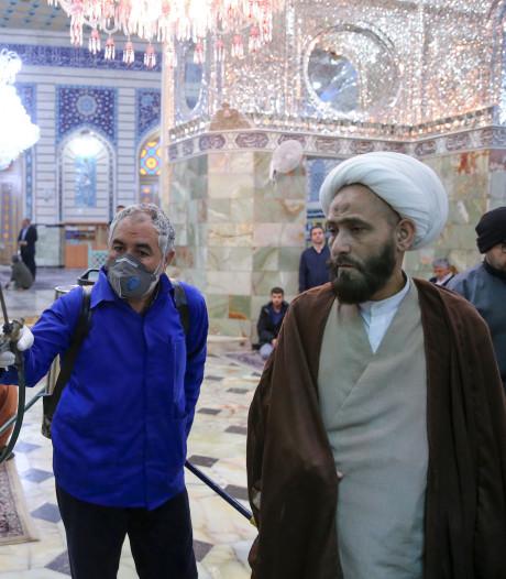 Vertrouwen in Iraanse coronacijfers is nul, onderminister die virus moet bestrijden zelf besmet
