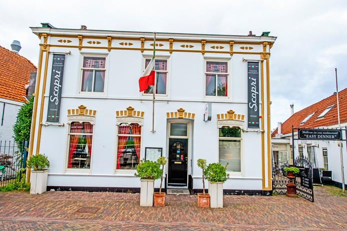Italiaans restaurant Scopri in Waddinxveen.