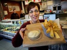 Strijense Margret smulde een jaar lang gratis van patat