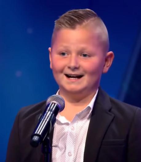 Brutale Pietje (9) en Fleur (10) veroveren Holland's Got Talent