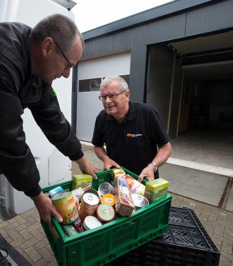 Uitgifte pakketten Voedselbank aan 250 gezinnen in gevaar: 'Bodem bankrekening bijna bereikt'