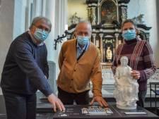 """Het meest bezochte kunstwerk in Brugge kan je nu ook 'betasten': """"Specifiek gericht op slechtzienden"""""""