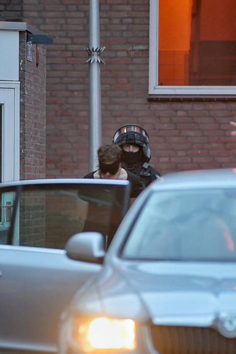 Geblinddoekte arrestanten Tilburg zijn veroordeelde man (26) en vrouw (20)