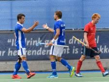 Kansloze nederlaag HC Tilburg bij kampioen Kampong
