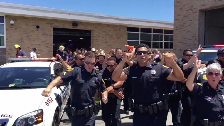 Politie Texas