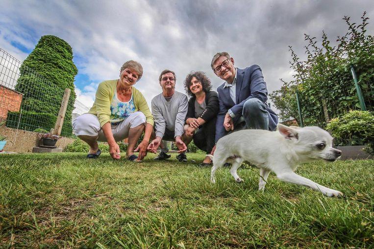 Het OCMW organiseert tijdelijke opvang voor huisdieren voor mensen met minder middelen.