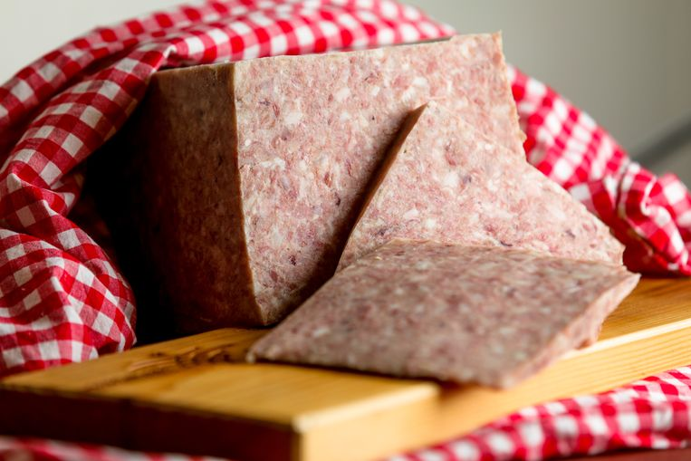 Hoofdvlees van Deschildre Streekproducten.