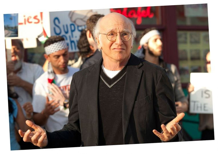 'Curb Your Enthusiasm' Beeld
