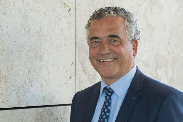 Peter van Mierlo. Beeld FMO