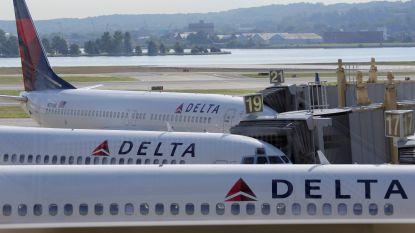 Computerstoring houdt vliegtuigen van Delta uur aan de grond