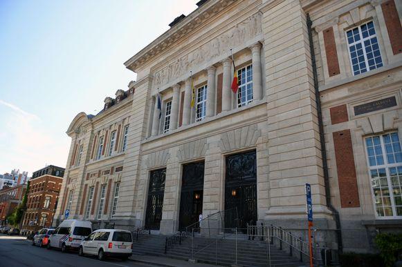 (Illustratiebeeld) rechtbank Leuven.