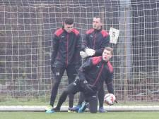 Doelman Spenkelink ruilt GA Eagles in voor Jong PSV