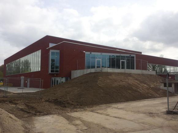 Wat nu de naam van het nieuwe zwembad wordt, maakt de stad maandag bekend.