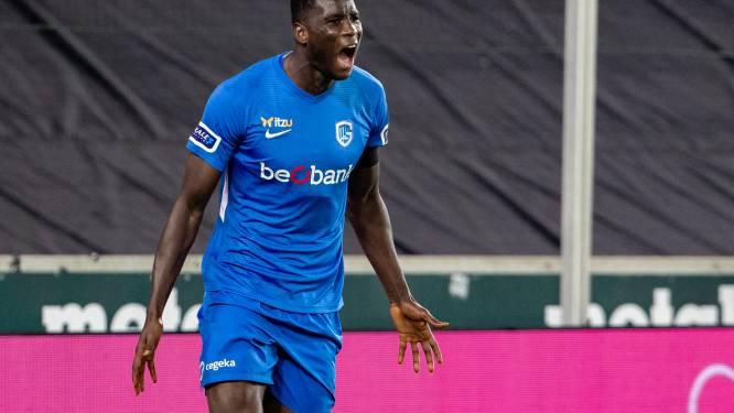 """Onuachu (12 goals) voorlopig topschutter: """"Maar doelpunten maak je nooit alleen"""""""