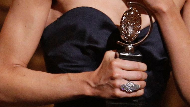 Een Tony Award, de hoogste musicalonderscheiding. Beeld REUTERS