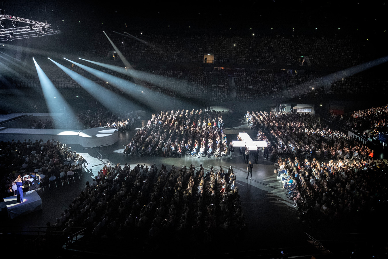 The Passion in Concert Rotterdam Ahoy.