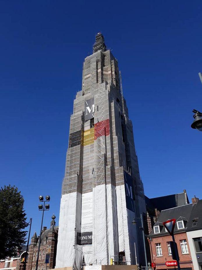 De Sint-Katharinakerk in Hoogstraten.