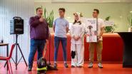 UCLL-studenten sparen voor een geleidehond