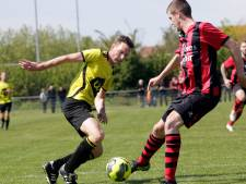 Tholense Boys gaat nacompetitie in