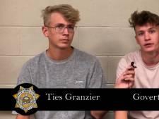 YouTubers Ties en Govert nog drie dagen de cel in en een boete van 4500 dollar