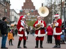Winters Waalwijk; weten de mensen wel dat hier een evenement gaande is?