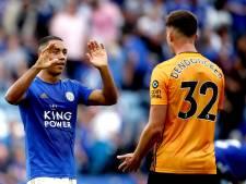 Avec Tielemans et Dendoncker, Leicester et Wolverhampton partagent l'enjeu