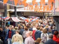 Vliegende start voor Oranjemarkt in Citycentrum