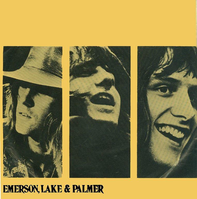 Emerson Lake & Palmer, Lucky man, 1970. Beeld
