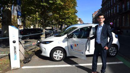 1 op 10 Cambio-gebruikers in Vlaanderen woont in Leuven