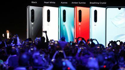 """""""Ze fotograferen zelfs in het pikkedonker"""": Huawei stelt nieuwe smartphones P30 en P30 Pro voor"""