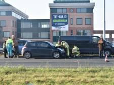 Kettingbotsing met negen auto's op A2 bij Zaltbommel, weg weer vrijgegeven
