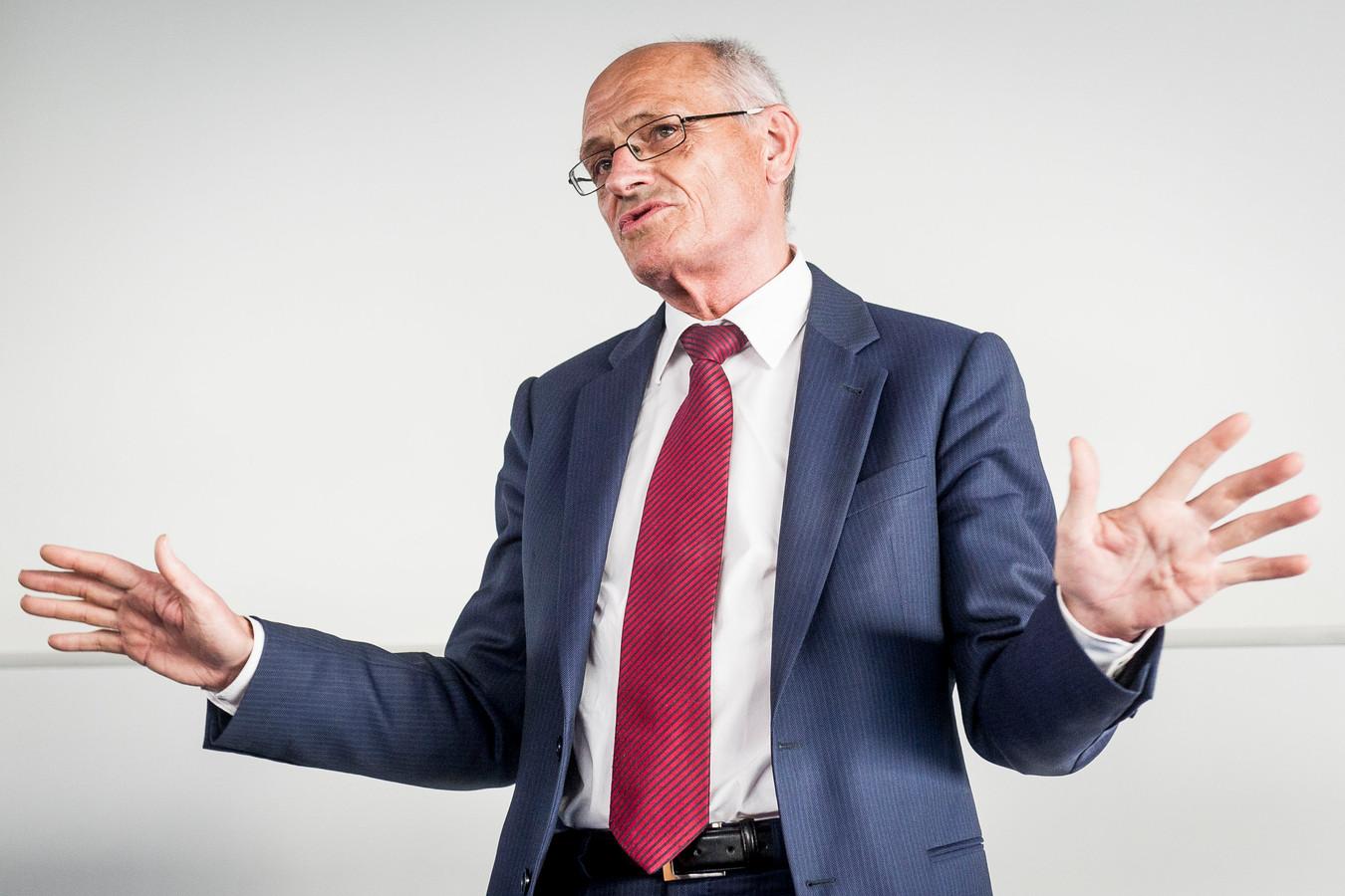 De Twentse multimiljonair Gerard Sanderink, baas van onder meer Centric en Strukton, haalde voor de zoveelste keer bakzeil in de rechtszaal.