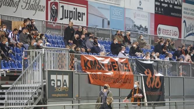 Strenge maatregelen voor SK Deinze-supporters