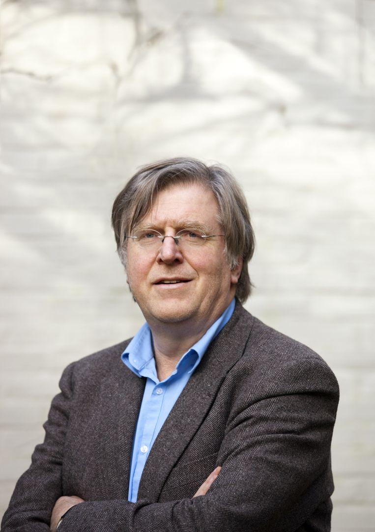 Arjo Klamer, hoogleraar Economie van Kunst en Cultuur aan de Erasmus Universiteit Beeld Judith Baas