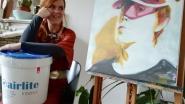 28 portretten in verf die de lucht zuivert