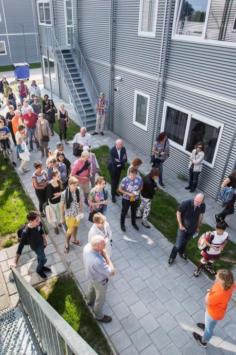 Rijswijk 'pal achter azc' ook zonder garantie op geen gelukzoekers