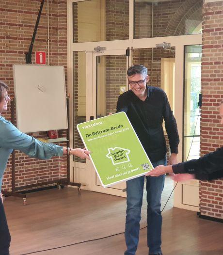 Belcrum in Breda verkozen tot de beste buurt van Nederland