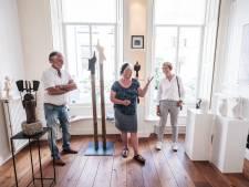 Cultureel Doesburg heeft last van corona: helft van galeries blijft dicht