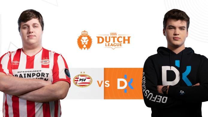 PSV Esports en Defusekids staan vanavond tegenover elkaar in de finale van de Dutch League.