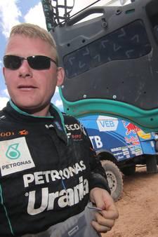 Dakar is weer de eindbestemming voor De Rooy