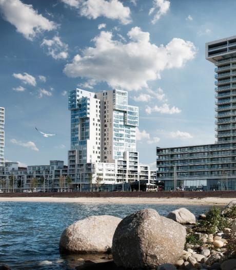 Geduld met Kopenhagen is beloond: woontoren staat over twee jaar in Rotterdam-Nesselande