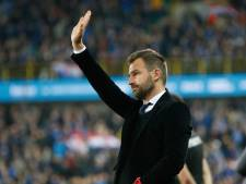 Opgepakte Leko krijgt bij gelijkspel Club Brugge applaus van fans