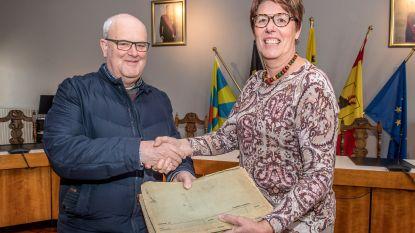Oorlogsdagboek gemeentesecretaris krijgt plaatsje in archief van bibliotheek