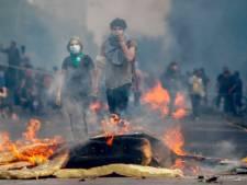 Couvre-feu total décrété à Santiago au Chili