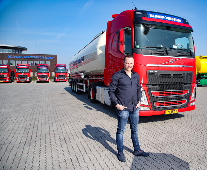 Mat Oldenmenger uit Rijssen is ambassadeur van het NK Veiligste Chauffeur