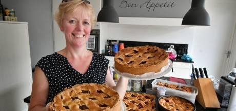 Familie bakt appeltaarten voor Lombok als dank voor hulp aan zoons
