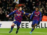 Ouderwetse tikitaka-goal Messi tegen Granada