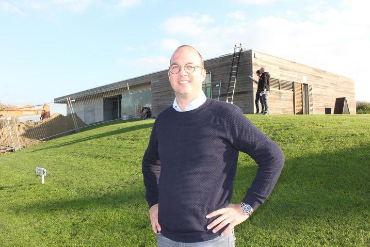 Nick De Jonge, CEO van golfclub De Kluizen.